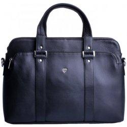86677b3752 taška a aktovka Arwel kožená taška 212-2187 černá