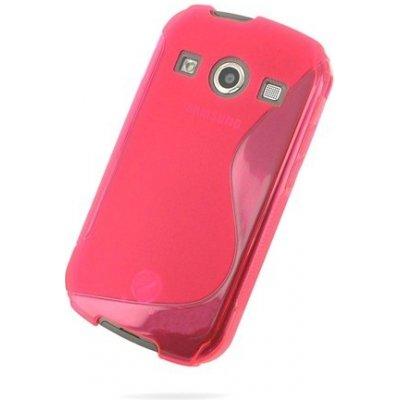 Pouzdro S-Case Samsung S7710 Galaxy XCover2 růžové