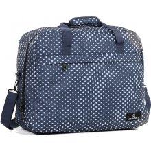Member´s taška SB-0036 modrá/bílá