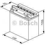Bosch M4 12V 7Ah 40A 0 092 M4F 220
