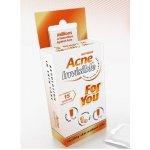 Nafigate Acne Invisible krém 5 ml gel 10 ml 5 ks spot
