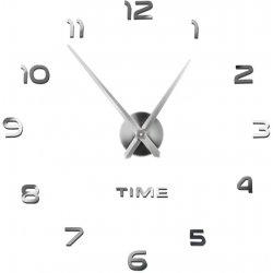 a2338107251 Recenze ISO 4785 Designové 3D nalepovací hodiny 130cm - Heureka.cz