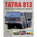 Tatra 813 - historie, takticko-technická data, modifikace - Frýba Jiří