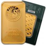 Perth Mint Zlatý slitek 50 g