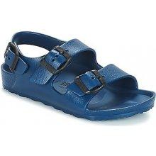Birkenstock Milano - Eva sandály modrá