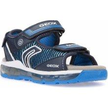 26ea49b1ff8 Geox Sportovní sandály J S.ANDROID B.A Modrá
