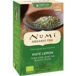 Numi Zelený čaj Mate Lemon Green 18 ks