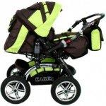 Babysportive Dynamic LUX 2015 + autosedačka hnědý