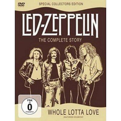 Led Zeppelin: Whole Lotta Love DVD