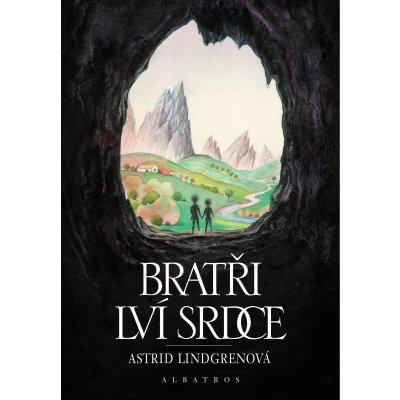 Bratři Lví srdce Astrid Lindgrenová