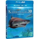 Tajemství karibských hlubin 2D+3D BD