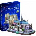 HM Studio 3D Puzzle Notre Dame de Paris / led