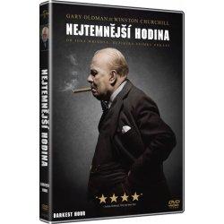 Nejtemnější hodina DVD