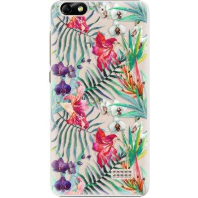 Pouzdro iSaprio Flower Pattern 03 - Huawei Honor 4C