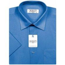 AMJ Classic pánská Košile Modrá JK f92dcbc673