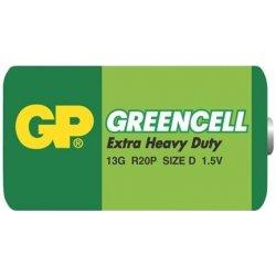 Baterie Greencell GP D 2ks