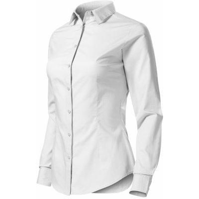 Malfini košile s tříčtvrtečním rukávem Style bílá