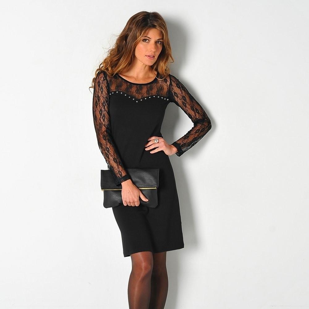 9e29ada2cc1 Blancheporte krajkové šaty černá alternativy - Heureka.cz