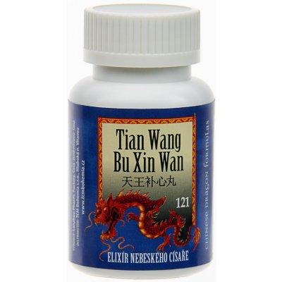 WAN č. 121 - Elixír nebeského císaře (TIAN WANG BU XIN WAN) 200 kul./33 g - doplněk stravy