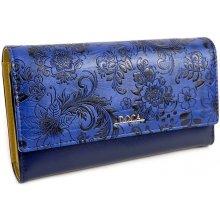 Doca Dámská peněženka 64981 modrá