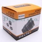 Meike makro mezikroužky pro Canon ECO s přenosem clony