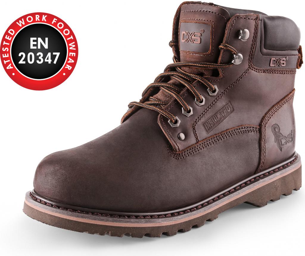 Pracovní obuv Canis - Heureka.cz 26fb471cd1