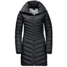 Jack Wolfskin Richmond Coat black bunda