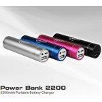 Arctic Power Bank 2200 růžová