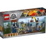 Lego Jurassic World 75931 Útok Dilophosaura na hlídku