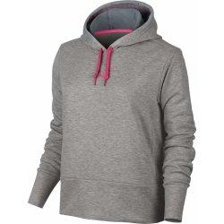 c9684822058 Nike W NK Dry Hoodie PO 868754-063 šedá od 834 Kč - Heureka.cz