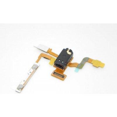 Flex kabel + mikrofon + AV konektor pro LG E610 Optimus L5