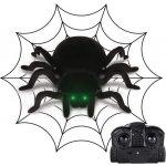 RCskladem Antigravitační RC pavouk se svítícíma očima