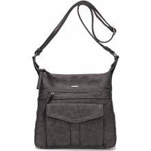 9a85b41b29 Tamaris 2650191-001 BLACK ADRIANA Hobo Bag S