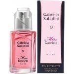 Gabriela Sabatini Miss Gabriela Night toaletní voda dámská 60 ml