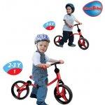 Smart Trike Running Bike 2 v 1 Modrá