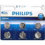 Baterie Philips CR2032 6ks