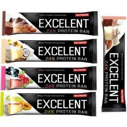 Nutrend Excelent 40 g proteinová tyčinka