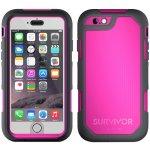Pouzdro Griffin Summit Apple iPhone 6 / 6S ružové