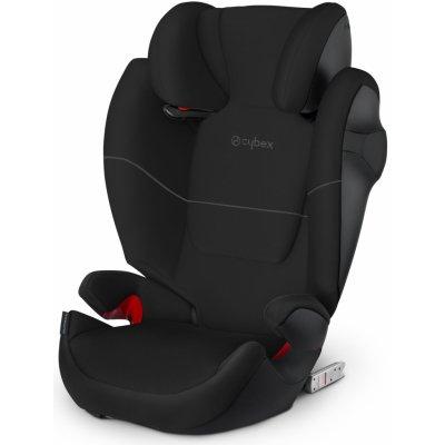 Cybex Solution M-Fix SILVER 2020 Pure Black