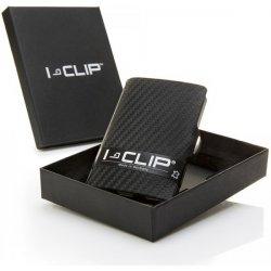 I-CLIP - spona na peníze a karty - Black leather Carbon alternativy ... add17bf765