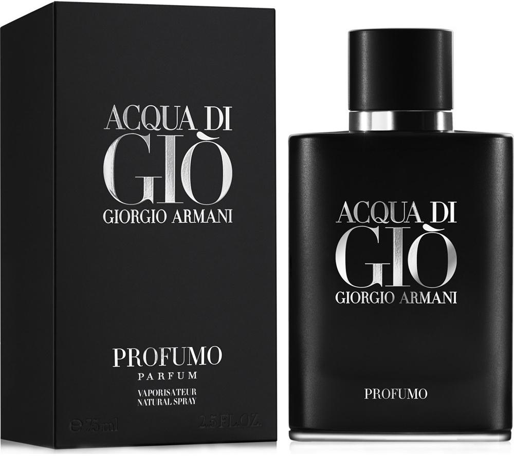 91ad126b2d Giorgio Armani Acqua Di Gio Profumo parfémovaná voda pánská 125 ml