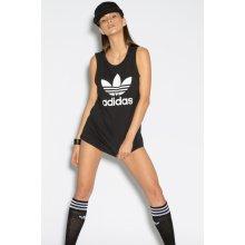 Adidas ORIGINALS LOGO TANK TOP černá