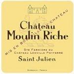 Moulin Riche AOC Saint Julien červené 2014 0,7 l