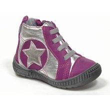 Santé N 730 901 C75 FP dětská zdravotní vycházková obuv fialová e983d778ea