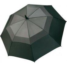 Fare pánský holový deštník FIBERMATIC Vent grey s průduchy 4385