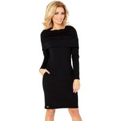 48dc63d5296 Dámské šaty Numoco dámské šaty s dlouhým rukávem