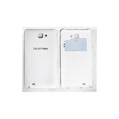 Kryt Samsung Galaxy Note SGH-i717 Zadní Bílý
