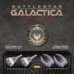Battlestar Galactica: Starship Combat Game