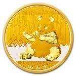Panda Zlatá mince 2017 15 g
