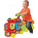 Vtech odrážedlo vlak s abecedou a vzdělávací hračka